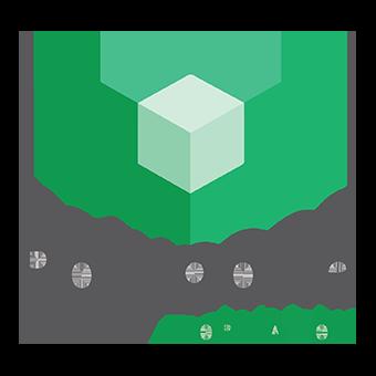 logo polygone formation