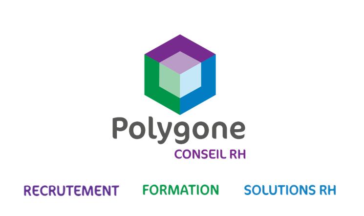 Polygone CONSEIL RH LOGO