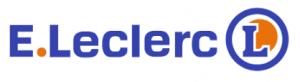 logo client E LECLERC