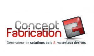 logo client  concept fabrication